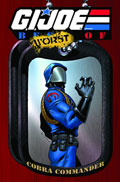 Image: G.I. Joe: Best of Cobra Commander SC  - IDW Publishing