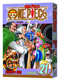 Image: One Piece Vol. 21 SC  - Viz Media LLC