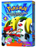 Image: Pokemon: Diamond & Pearl Adventure Vol. 04 GN  - Viz Media LLC