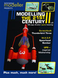 Image: Sci-Fi & Fantasy Modeller Presents Modelling the 21st Century Vol. 02  - Happy Medium Press
