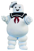 Image: Ghostbusters Stay Puft Marshmallow Man Bank  -