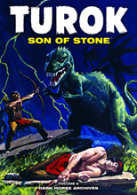 Image: Turok: Son of Stone Archives Vol. 06 HC  - Dark Horse