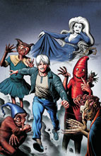 Image: Jack of Fables Vol. 07: New Adventures of Jack & Jack SC  - DC Comics - Vertigo