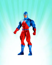 Image: JLA Classified Classic Series 3 Action Figure: The Atom  -