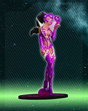 Image: Ame-Comi Heroine Series PVC Statue: Star Sapphire  -