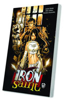 Image: Iron Saint Vol. 01 SC  - Image Comics - Top Cow