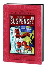 Image: Marvel Masterworks: Atlas Era Tales of Suspense Vol. 03 HC  - Marvel Comics