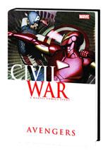 Civil War: Avengers HC