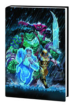 Image: Hulk: Fall of the Hulks Vol. 02 HC  - Marvel Comics