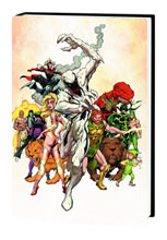 Image: Official Handbook of the Marvel Universe A to Z Vol. 14 HC  - Marvel Comics