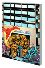 Image: Essential Fantastic Four Vol. 08 SC  - Marvel Comics