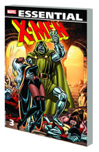 Image: Essential X-Men Vol. 03 SC  - Marvel Comics