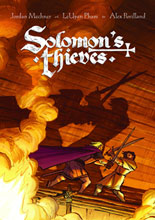 Image: Solomon's Thieves SC  - :01 First Second