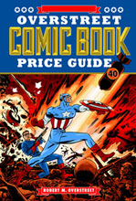 Image: Overstreet Comic Book Price Guide Vol. 40: Captain America HC  - Gemstone Publishing