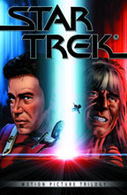 Image: Star Trek: Motion Picture Trilogy SC  - IDW Publishing