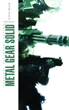 Image: Metal Gear Solid Omnibus SC  - IDW Publishing