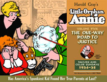 Image: Complete Little Orphan Annie Vol. 05: 1933-1935 HC  - IDW Publishing