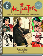 Image: Hal Foster: Prince of Illustrators SC  (new printing) - Vanguard Productions