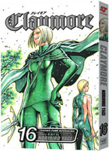 Image: Claymore Vol. 16 SC  - Viz Media LLC