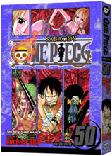 Image: One Piece Vol. 50 SC  - Viz Media LLC