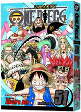 Image: One Piece Vol. 51 SC  - Viz Media LLC