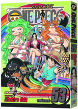 Image: One Piece Vol. 53 SC  - Viz Media LLC