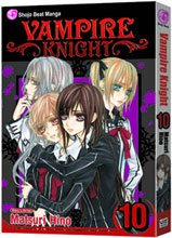 Image: Vampire Knight Vol. 10 SC  - Viz Media LLC