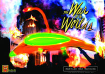 Image: War of the Worlds 1:8 Scale Martian Model Kit  -