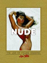 Image: Nude: The Job of Figure Drawing by Jim Silke SC  - Dark Horse