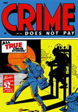 Image: Blackjacked & Pistol Whipped: Crime Does Not Pay Primer  - Dark Horse