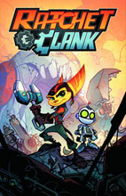 Image: Ratchet and Clank SC  - DC Comics -