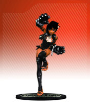 Image: Ame Comi Figure: Cheetah V.1  (Stealth variant) - DC Direct