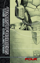 Image: Transformers Vol. 04 HC  (IDW Collection) - IDW Publishing
