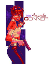 Image: Art of Amanda Conner HC  - IDW Publishing