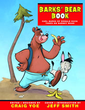 Image: Carl Barks Big Book of Barney Bear HC  - IDW Publishing
