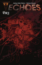 Image: Echoes #1 (cover B) (2nd printing) - Image Comics - Top Cow