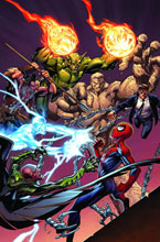 Image: Ultimate Spider-Man #158