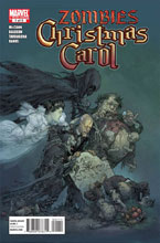 Image: Marvel Zombies Christmas Carol #1 - Marvel Comics