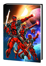 Image: Deadpool Corps Vol. 02: You Say You Want a Revolution HC  - Marvel Comics