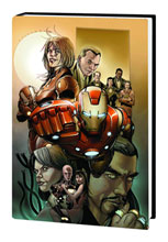 Image: Invincible Iron Man Vol. 07: My Monsters HC  - Marvel Comics
