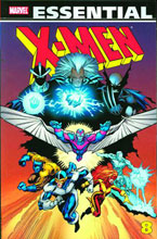 Image: Essential X-Men Vol. 08 SC  (new edition) - Marvel Comics