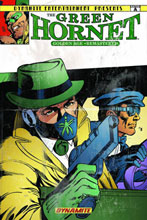 Image: Green Hornet: Golden Age Remastered HC  - D. E./Dynamite Entertainment