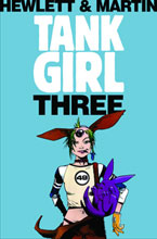 Image: Tank Girl Vol. 03 SC  (remastered edition) - Titan Publishing