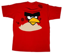 Image: Angry Birds: Big Brother T-Shirt [Red]  (XXL) -