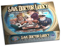 Image: Save Dr. Lucky Board Game  - Paizo Publishing LLC