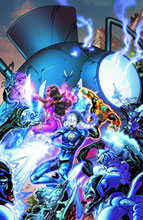 Image: Green Lantern: New Guardians #9 - DC Comics