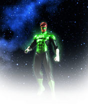 Image: Justice League DC Comics New 52 Action Figure: Green Lantern  - DC Comics