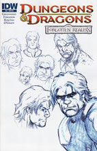 Image: Dungeons & Dragons: Forgotten Realms #2 (10-copy incentive cover) (v10) - IDW Publishing