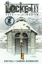 Image: Locke & Key Vol. 04: Keys to the Kingdom SC  - IDW Publishing