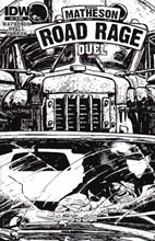 Image: Road Rage: Duel #4 (10-copy incentive cover) (v10)